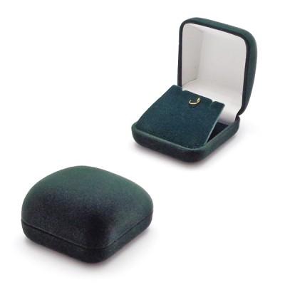 pudełko welurowe do kolczyków/zawieszki