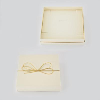 pudełko kartonowe – kolia/komplet krem