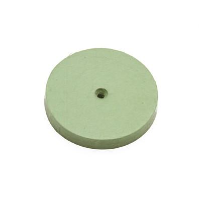 gumka silikonowa polerska przeznaczona do obróbki złota, srebra, chromu, kobaltu, tytanu 22x3 mm
