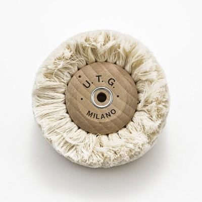 Szczotka bawełniana na drewnie100 x 40 mm