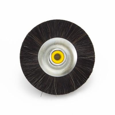 Szczotka z włosia twarda 80 mm