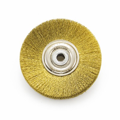 Szczotka mosiężna 50mm
